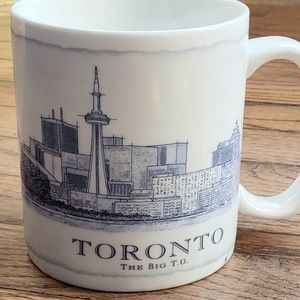 Starbucks Toronto Coffee Mug